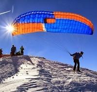 Semaine de vol à skis